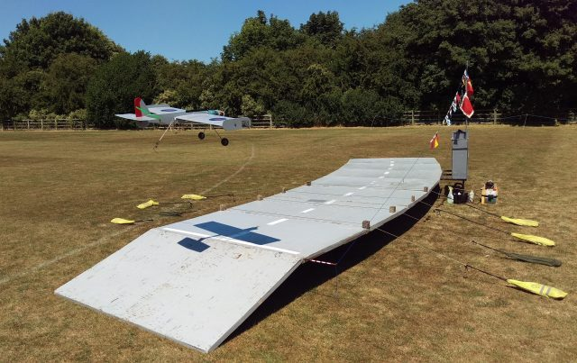Hugh Swatton Scale and Carrier Contest at Marlborough